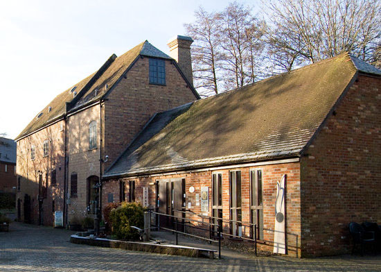 Walford Mill , Wimborne (Mounted Prints, Tiles, Coasters, Cards).