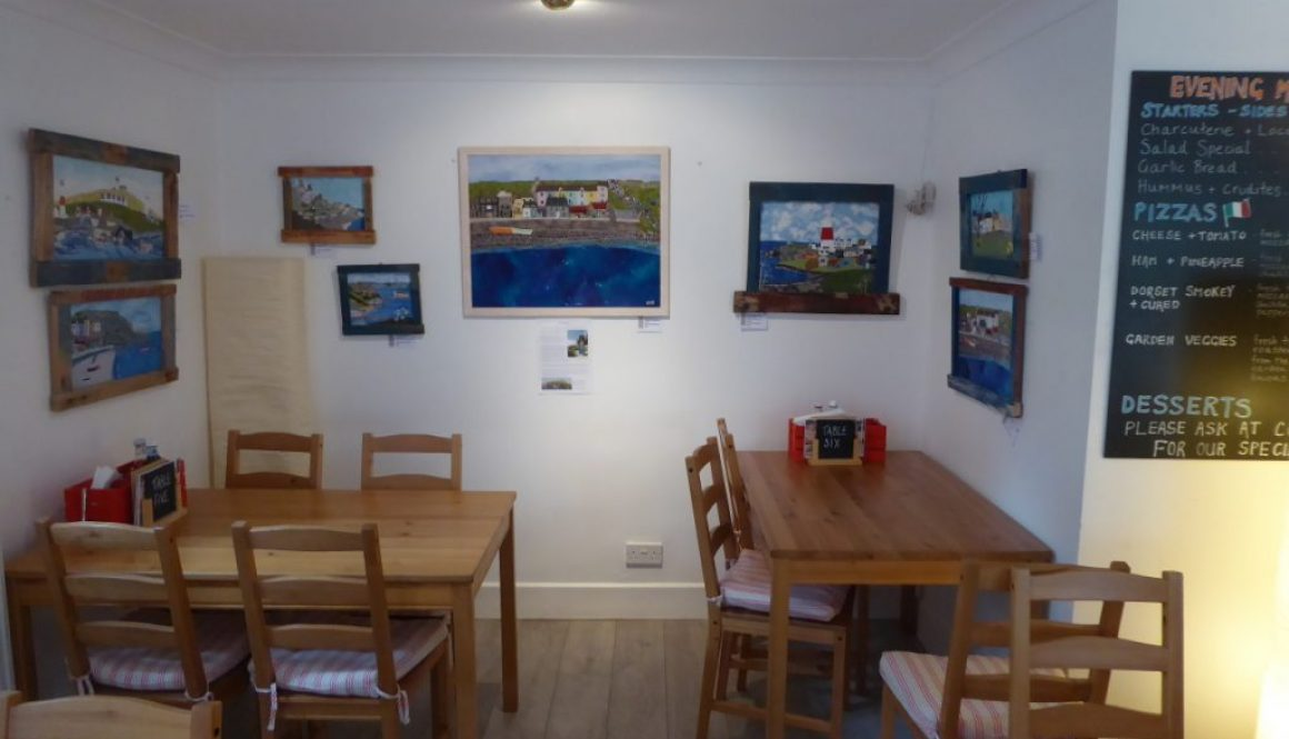 Hayloft Exhibition