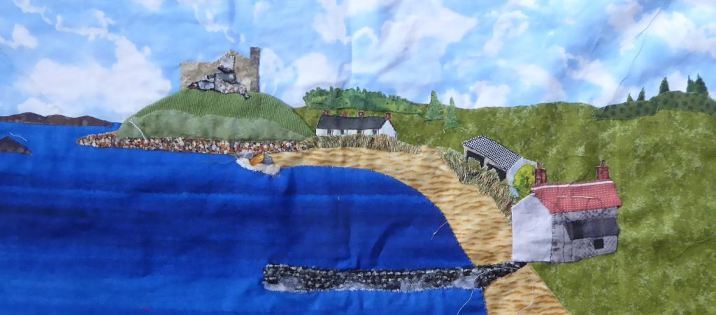 Scilly Isles picture in progress web
