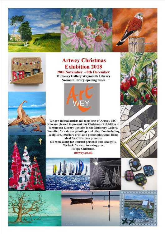 Artwey XMAS Exhibition