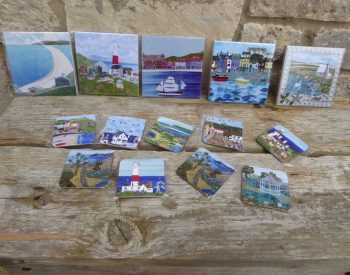 Contact Nikki at Wowz if you wish to order coasters, tiles, placemats and picture blocks.