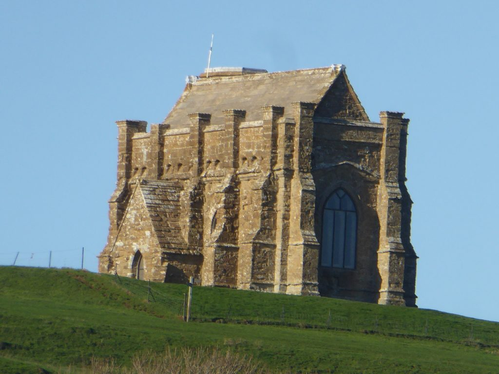 St. Catherine's Chapel at Abbotsbury