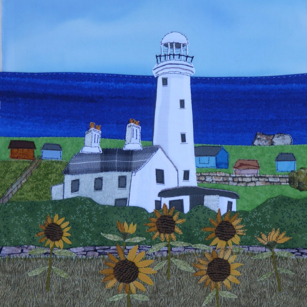 The Old Lower Lighthouse, Portland - at the Athay Gallery