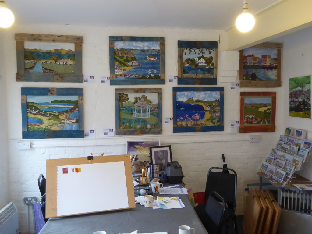 New Wave Gallery, Swanage
